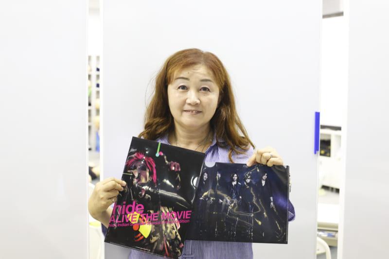 岩見様X-JAPAN